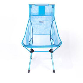 Helinox Sunset Chair, blue mesh/ blue